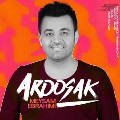 دانلود آهنگ جدید میثم ابراهیمی عروسک (تو چشمات یه عشقه) کیفیت 320