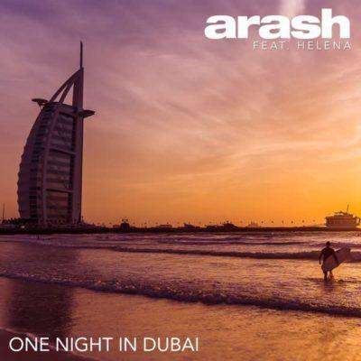 دانلود آهنگ آرش و هلنا یک شب در دبی (One Night In Dubai)
