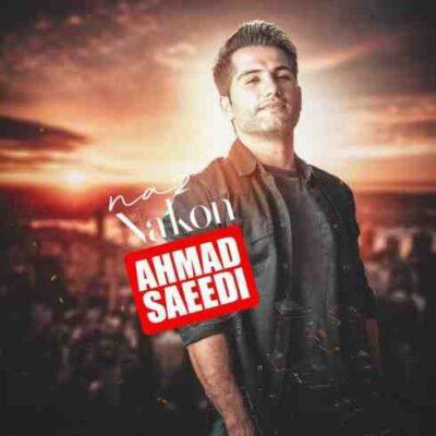 دانلود آهنگ احمد سعیدی ناز نکن (ناز بی اندازه نکن زخمای دل منو تازه نکن)