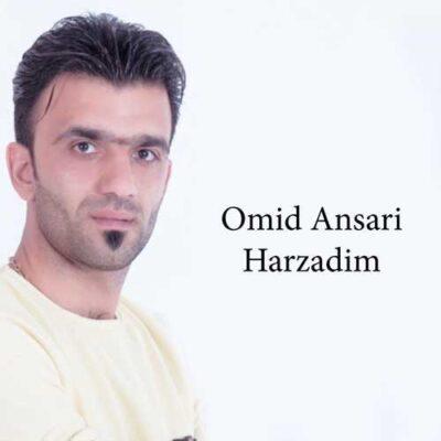 دانلود آهنگ جدید امید انصاری هرزادیم (هرزادیم از امید انصاری)