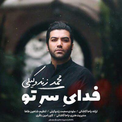 دانلود آهنگ جدید محمد زند وکیلی فدای سر تو (چون جانی و جانانی و آرامش بارانی)