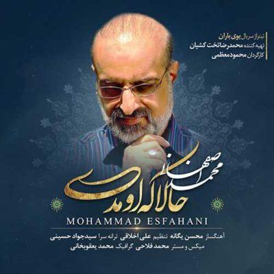 دانلود آهنگ جدید محمد اصفهانی حالا که اومدی (هرچی دلم گرفت تیتراژ سریال بوی باران)