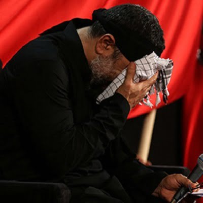دانلود نوحه محمود کریمی میگذرد کاروان بوی گل ارغوان (خورشیدی تابیدی ای شهید)