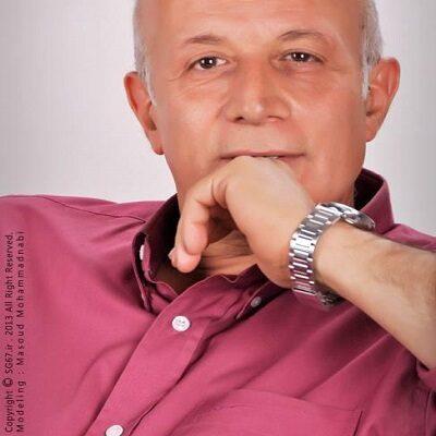 دانلود آهنگ مسعود محمد نبی خوشبختی (تو که طرفم باشی)