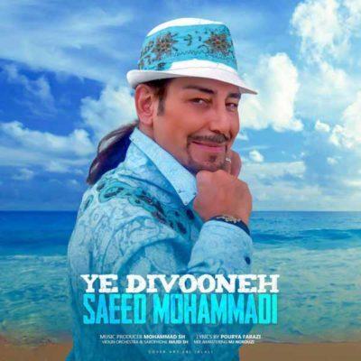 دانلود آهنگ سعید محمدی یه دیوونه مگه چی میخواد