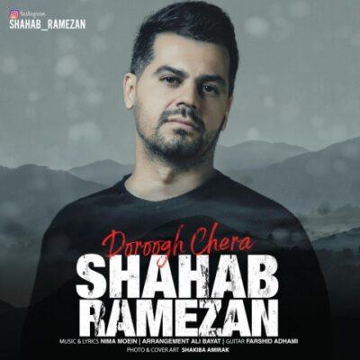 دانلود آهنگ شهاب رمضان دروغ چرا (دیوونه نبودم)