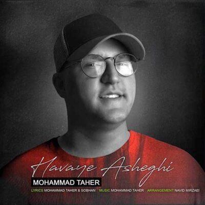 دانلود آهنگ محمد طاهر خواهش - خواهشا میخوام که مال خودم باشی