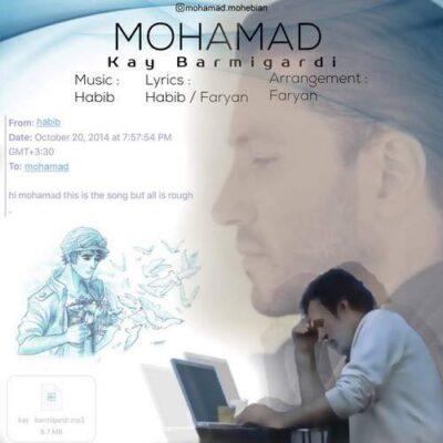 دانلود آهنگ محمد محبیان کی برمیگردی (تو رفتی ندیدی)
