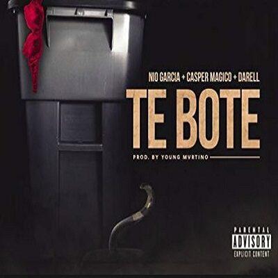 دانلود ریمیکس آهنگ Te Bote Remix + بدون ریمیکس اورجینال