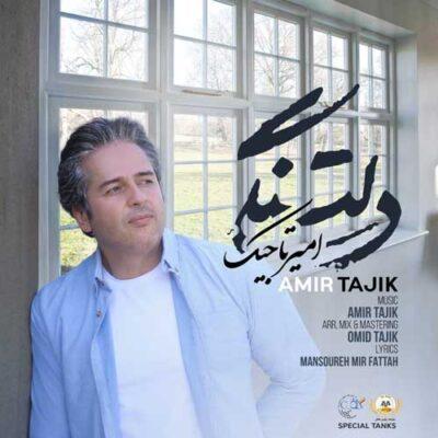 دانلود آهنگ امیر تاجیک دلتنگی - به روم یه پنجره وا کن