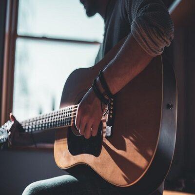 آهنگ تو که چشمات خیلی قشنگه با گیتار