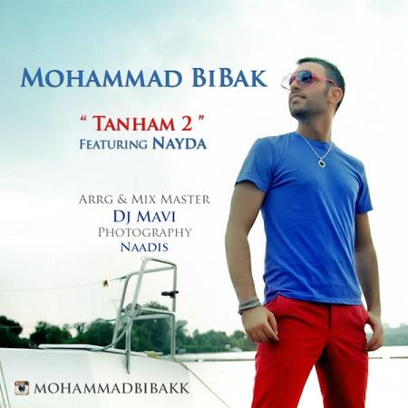 دانلود آهنگ محمد بیباک تنهام 2