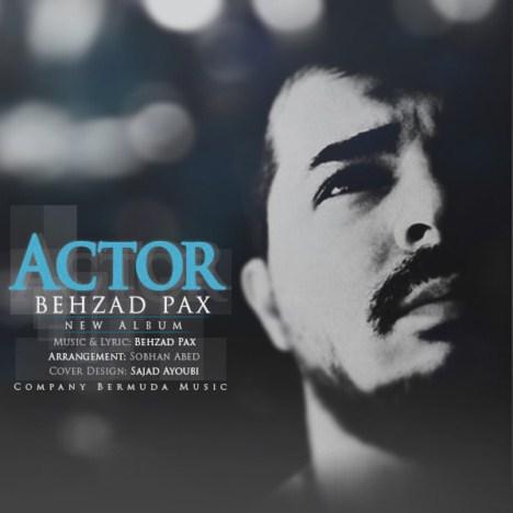 دانلود آلبوم جدید بهزاد پکس بازیگر