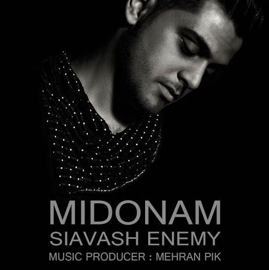 دانلود آهنگ Siavash Enemy میدونم