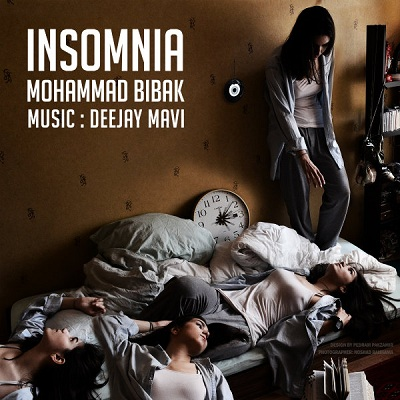 دانلود آهنگ محمد بیباک (Insomnia) بی خوابی