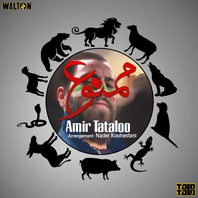 Amir Tataloo Mamnoo دانلود آهنگ جدید امیر تتلو ممنوع
