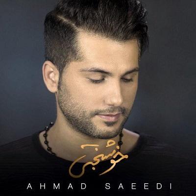 دانلود آهنگ احمد سعیدی خوشبختی (احساسی که داری تو قلبه منم هست)