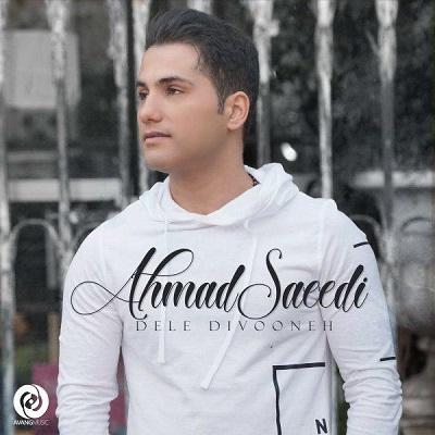 دانلود آهنگ احمد سعیدی دل دیوونه (منو به اوج عاشقی برد)