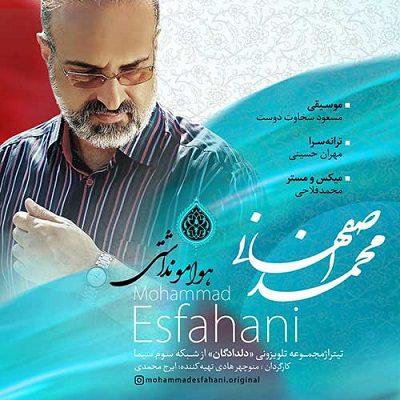 دانلود آهنگ جدید محمد اصفهانی هوامو نداشتی (تیتراژ سریال دلدادگان)