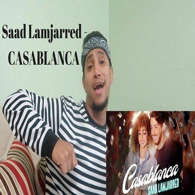 دانلود آهنگ جدید سعد المجرد کازابلانکا